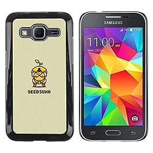 PC/Aluminum Funda Carcasa protectora para Samsung Galaxy Core Prime SM-G360 seed sumo / JUSTGO PHONE PROTECTOR