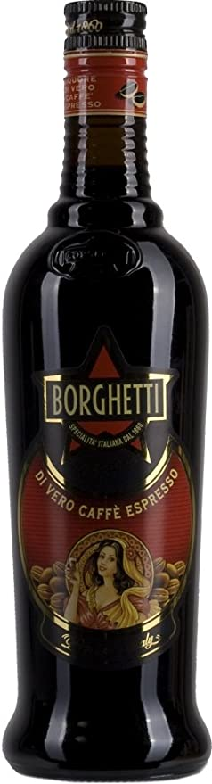 Borghetti Coffee Espresso Liqueur - 700 ml