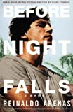 img - for Before Night Falls by Arenas, Reinaldo New Edition (2001) book / textbook / text book