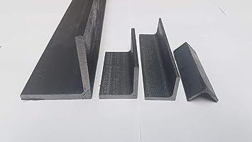 L = 500-2000mm Winkelstahl Winkeleisen Winkelprofil Winkel 20x20x3 mm S235JR EN 10056 500mm