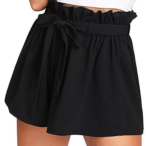 Sexy Estate Nero Estivi Estivo Sportivi Eleganti Uomogo Corti Pigiama Donna Shorts Pantaloncini Pantaloni Cotone 10O7At
