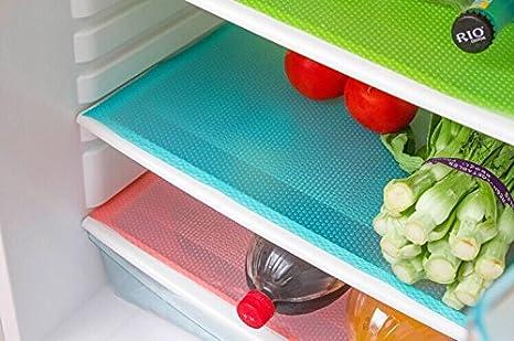 Kühlschrank Matte Antibakteriell : Musuntas pcs kühlschränke waschbare kühlschrankmatten küche
