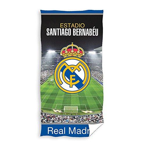- Real Madrid 70x140 Velour Towel EST