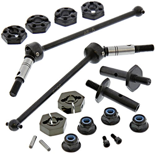 Kyosho Universal Swing Shaft - Kyosho 1/10 Ultima RB6.6FRONT & REAR AXLES, UNIVERSAL SWING DRIVE SHAFTS, HUBS