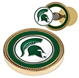 Michigan State Spartans MSU NCAA Challenge Coin & Ball Markers