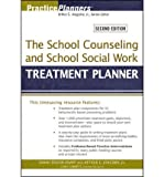 img - for The School Counseling and School Social Work Treatment Planner (Secondtion)[ THE SCHOOL COUNSELING AND SCHOOL SOCIAL WORK TREATMENT PLANNER (SECONDTION) ] by Knapp, Sarah Edison (Author ) on Jul-03-2012 Paperback book / textbook / text book