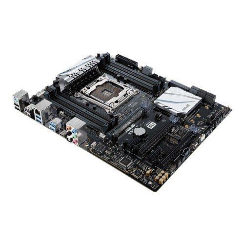 ASUS X99-E LGA2011-v3 5-Way Optimization SafeSlot Aura RGB ATX Motherboard by Asus (Image #2)