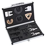 Pukido 13pcs Saw Blades for Fein Bosch Oscillating Multitool