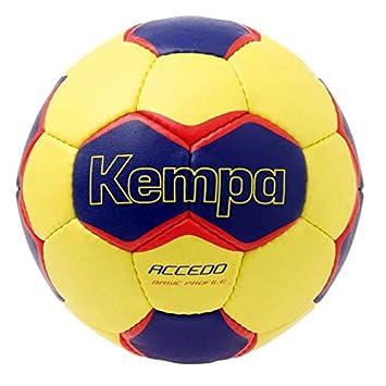 Balón de balonmano Kempa accedo Basic profile amarillo/morado/rojo ...