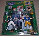 1998 Dan Marino NFL Classic Doubles Starting Lineup by Kenner