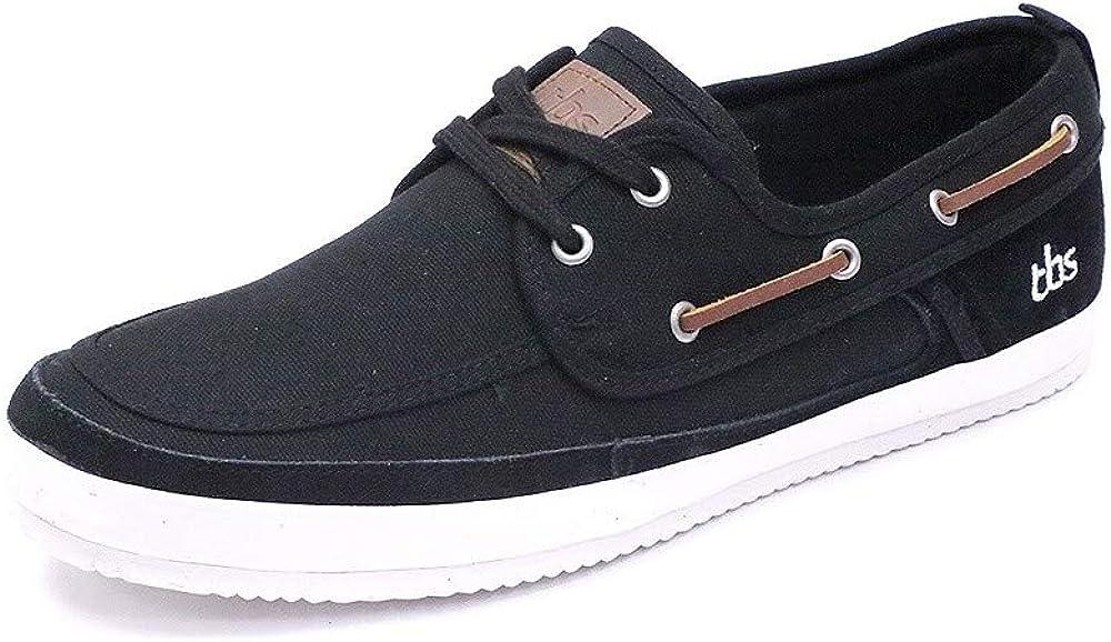 TALLA 43 EU. TBS Marinas Noir MARINASS8004, Zapatos del Barco