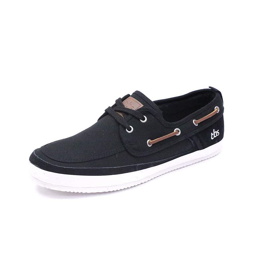 TBS Marinas Noir MARINASS8004, Zapatos del Barco