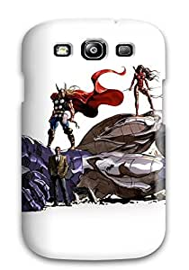 ChrisPeters BNIXpWJ1471DbEFL Protective Case For Galaxy S3(the Avengers)