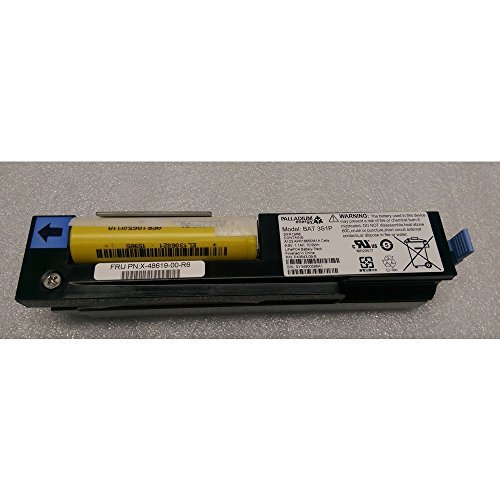 NetApp X-48619-00-R6 Battery Pack For E5400 E5500 Controller-Drive by NetApp