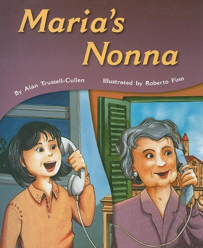 Rigby Flying Colors: Individual Student Edition Orange Maria's Nonna PDF