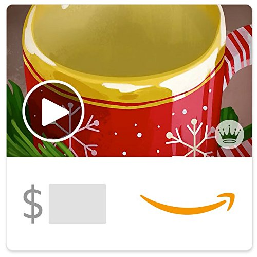 Large Product Image of Amazon eGift Card - Dancing Marshmallows (Animated) [Hallmark]