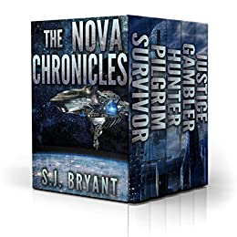 The Nova Chronicles: Books 1-5 by [Bryant, S.J., Bryant, Saffron]