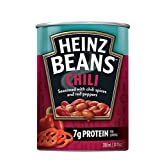 HEINZ Chili Style Beans, 398ml