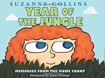 Year of the Jungle 0545425166 Book Cover