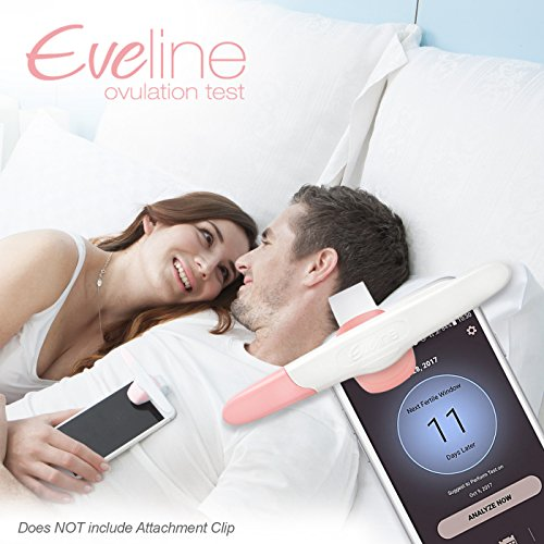 Eveline Smart Ovulation Test Strips Refill Pack - 14 Disposable Urine Test Strips: Easy to Use & Accurate Fertility Predictor with Precise and Clear Test Results for Stress-Free Conceiving by Eveline (Image #3)