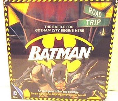 Batman Road Trip Board Game DC Comics Epic Game of Fun & Strategy