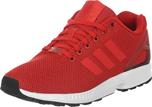 Ftwr Rosso adidas Red Trainers Core Black White Flux Men's q0rA0t
