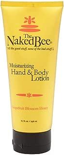 product image for The Naked Bee Moisturizing Hand & Body Lotion, 6.7 Fl Oz, Grapefruit Blossom Honey
