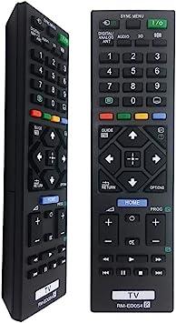 Nuevo Reemplazo Sony RM-ED054 Mando a Distancia para Sony Bravia TV Mando a Distancia RM-ED054 Ajuste para Sony TV/Smart TV: Amazon.es: Electrónica