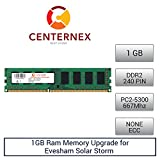 1GB RAM Memory for Evesham Solar Storm (DDR25300 NonECC) Desktop Memory Upgrade by US Seller