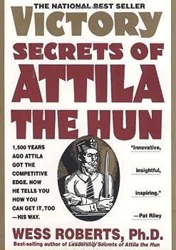 Victory Secrets of Attila the Hun 0440505917 Book Cover