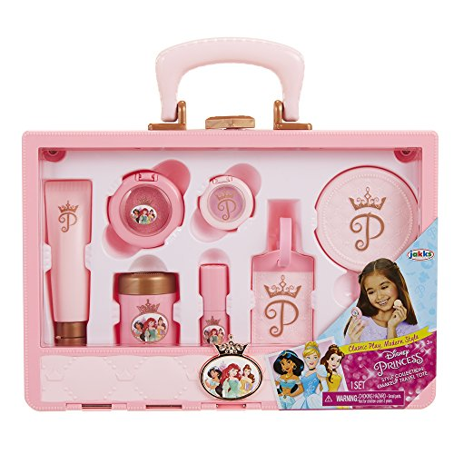 Princess Makeup Disney (Disney Princess Style Collection Makeup Travel Tote Playset)