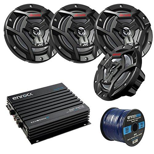 marine-speaker-and-amp-package-4x-jvc-cs-dr6200m-100-watt-65-2-way-coaxial-speakers-bundle-combo-wit
