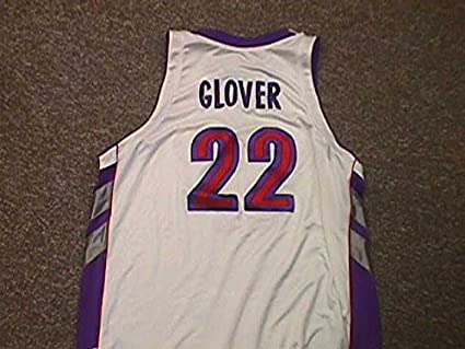 new style 609c4 e8172 Dion Glover. Toronto Raptors 2000-2004 Home Nike Game Jersey ...