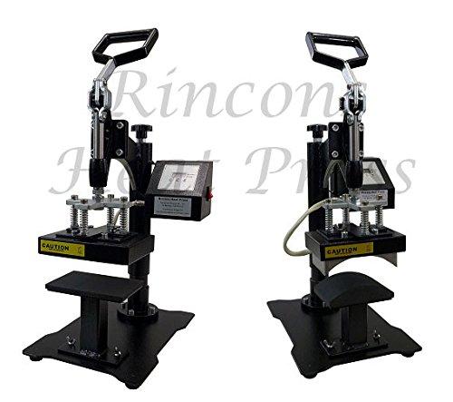 Rincons 2-In-1 Cap/Label Heat Press Machine