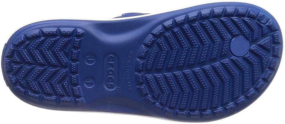 crocs Unisex-Kinder Crocband Flip Gs Zehentrenner