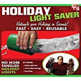 Emson 9467 Holiday Light Saver- a Complete System to Keep Your Holiday Lights Protected and Tangle Free by Emson
