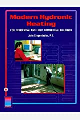 Modern Hydronic Heating for Residential and Light Commercial Buildings (Heating Ventilation/Air Conditioning) Hardcover