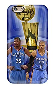oklahoma city thunder basketball nba NBA Sports & Colleges colorful iPhone 6 cases 3325623K807485736