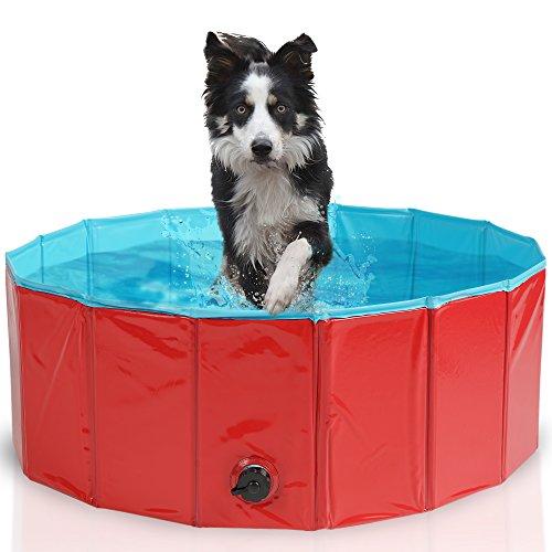 Premium Piscina para Mascotas Plegable 80x30CM - Multifuncional ...
