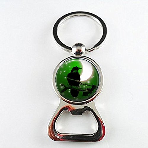 yijun Quoth The Raven, Nevermore Pendant Bottle Openers,Quoth The Raven, Nevermore Pendant Bottle Openers