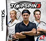 Top Spin 3 - Nintendo DS by 2K
