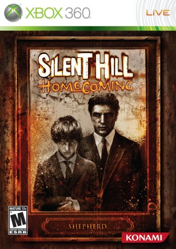 Silent Hill: Homecoming - Xbox 360 (Silent Downpour Hill Xbox 360)