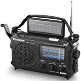 Kaito KA500 5-Way Powered Emergency AM/FM/SW