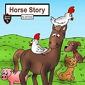Horse Story: The Farm Animals' Journey Audiobook