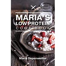 Maria's Low Protein Cook Book