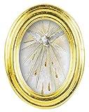 StealStreet SS-Wjh-557-651 Holy Spirit Oval Leaf Frame