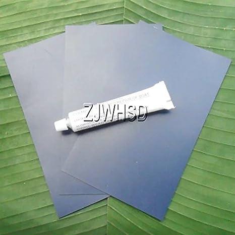 Abbott Parche azul de PVC  pegamento unidades x cm para reparación