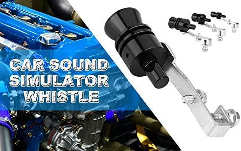 Small Blau Starmood Auspuff /Übergr/ö/ße Roar Hersteller Simulator Auto Sound Pfeife Robust Zubeh/ör