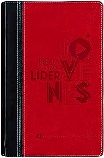 Biblia para el líder de jóvenes NVI (Especialidades Juveniles) (Spanish Edition)