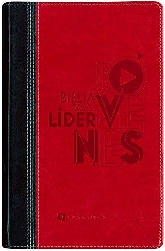 Lider Leather - Biblia para el líder de jóvenes NVI (Especialidades Juveniles) (Spanish Edition)